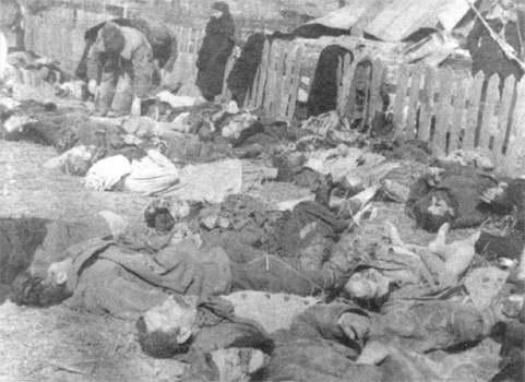 Поляки, убитые УПА, в Липниках  26 марта 1943 года